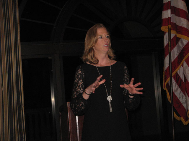 CD 18 Candidate Ellen Andel