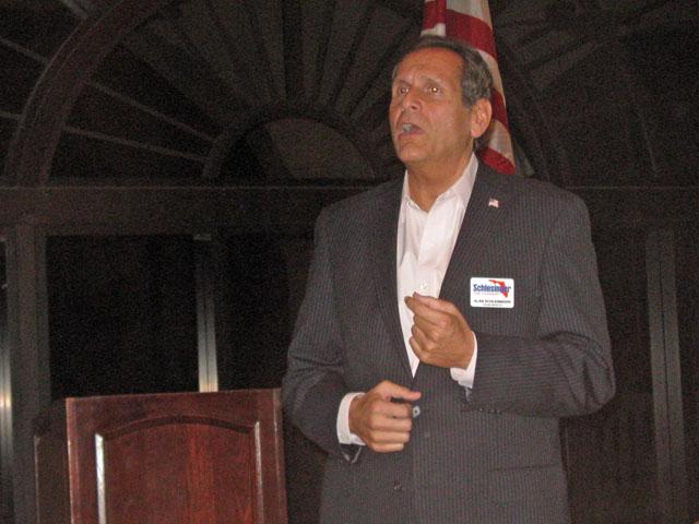 CD 18 Candidate Alan Schlesinger