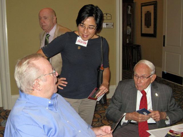 PBG Council Candidate Robin Deaton