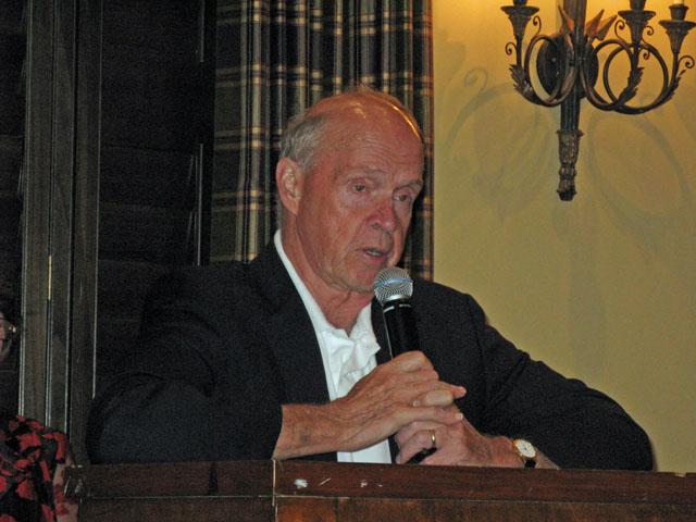 Commissioner Hal Valeche